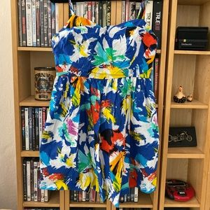 Women's ZARA summer dress SIZE L.
